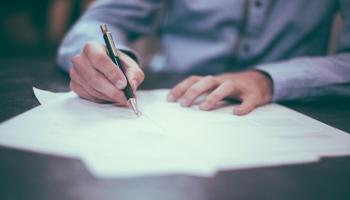 Gerenciamento de contrato